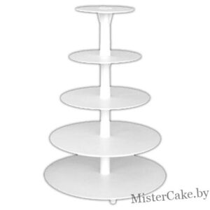 Подставка для торта пятиярусная