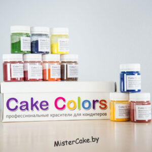 Cake Colors водорастворимые